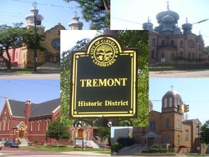 Tremont: Big on churches
